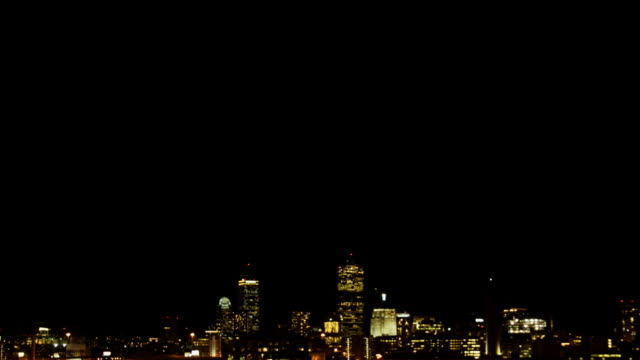 Boston Sun Set 04 02 1080p24 video
