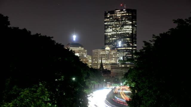 Boston Timelapse video