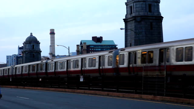 Boston Train video