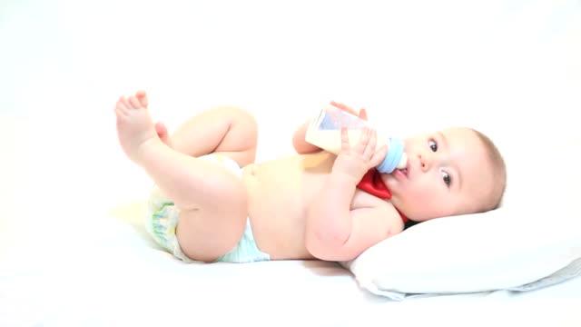 bottle baby video
