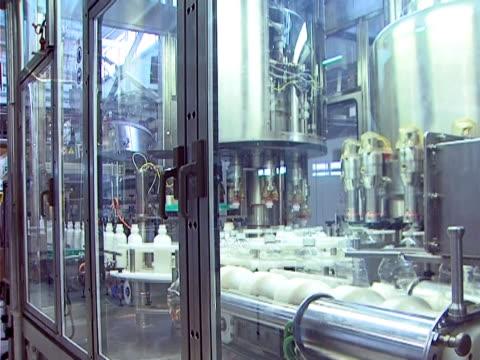 PET Bottle Filling - Liquid Detergent video