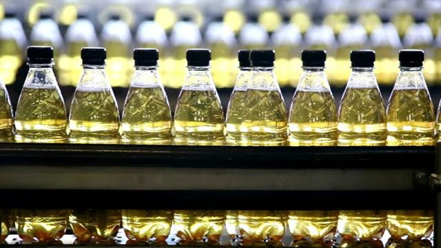 Bottling Line Cinemagraph video
