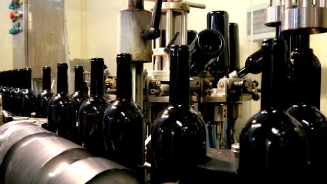 bottling lines and wine bottling equipment video
