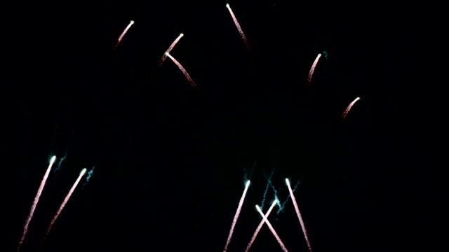 Bottom-emission Firework video