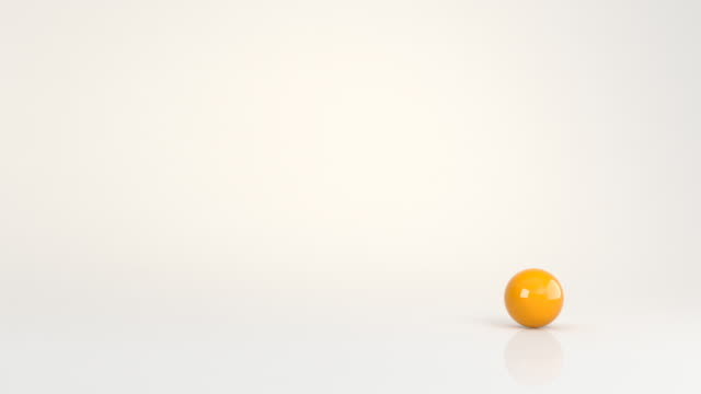 Bouncing Ball Animation video