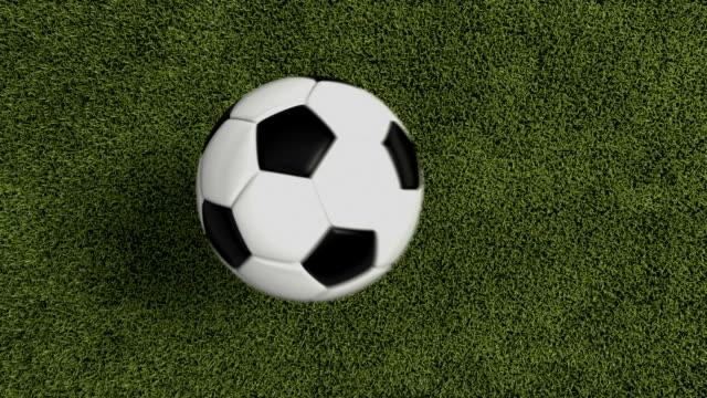 Bouncing football video