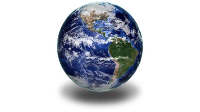 バウンス世界ループ - 球形点の映像素材/bロール