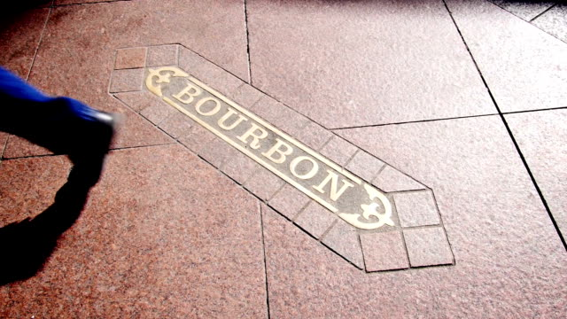 Bourbon Street al aire libre - vídeo