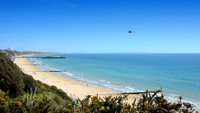 Bournemouth Beach, Dorset video