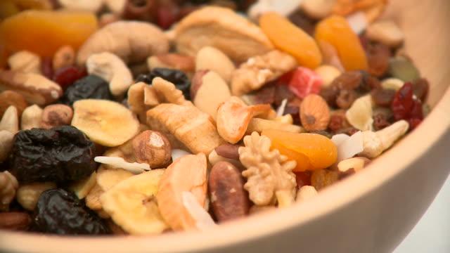 HD LOOP: Bowl Of Healthy Breakfast video