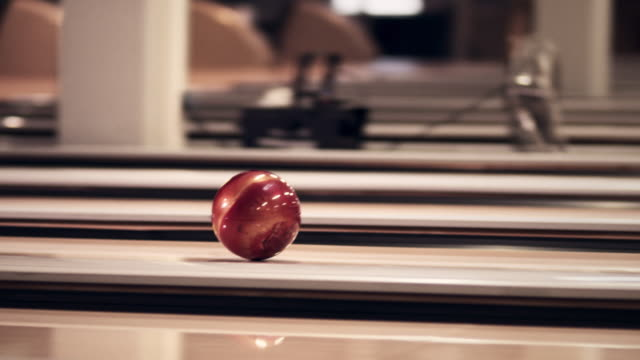 Bowling Ball video