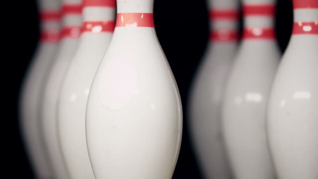 Bowling Pins video