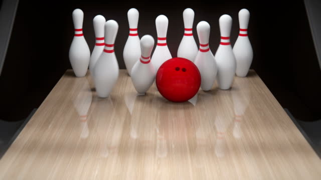Bowling - Strike video