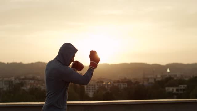 Boxeador - vídeo