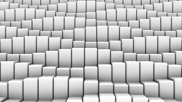 Boxes Form A Wave