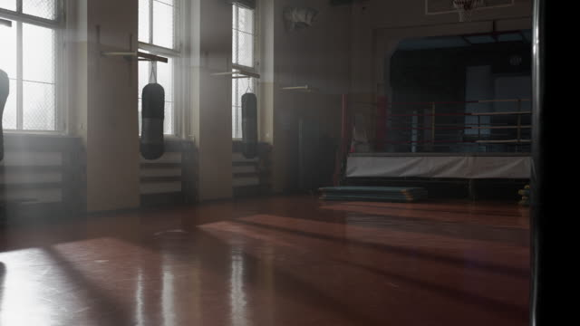 Boxing gym video