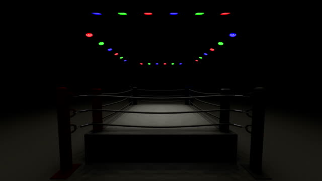 Boxing Ring video
