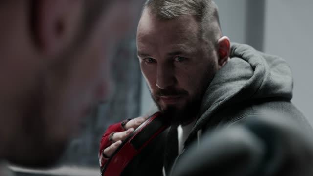 Boxing Training video