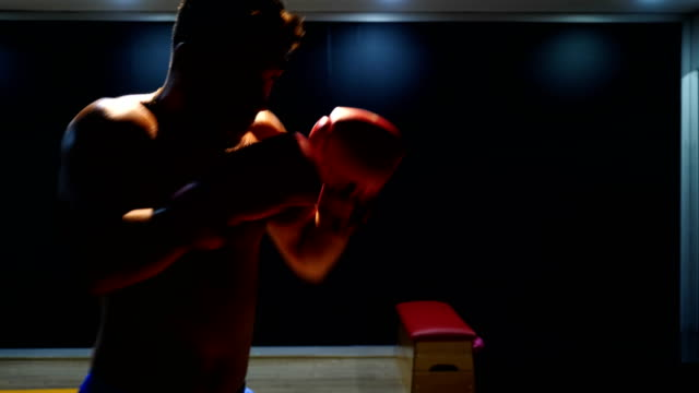 boxing training video
