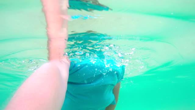 Boy in the sea video