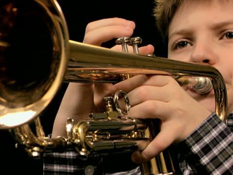 Boy Trumpet 4 video