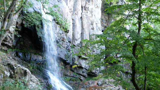 Boyana Waterfall on Vitosha Mountain