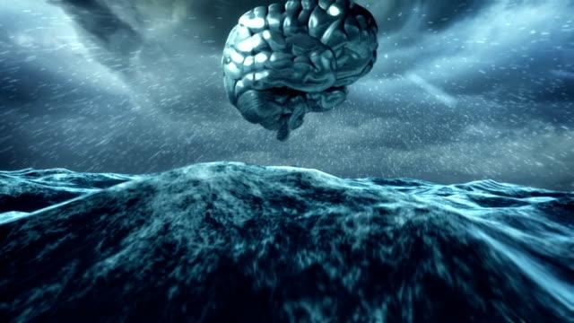 мозговой штурм - lightning стоковые видео и кадры b-roll