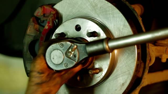 Brake Disc Repairing video