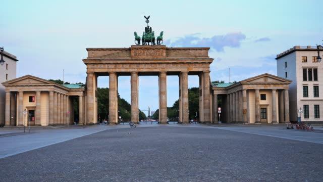 Brandenburg Gate, Berlin Sunrise