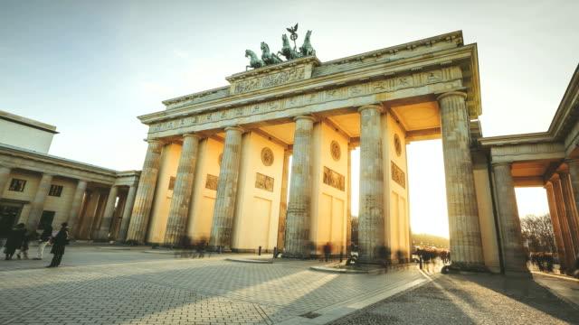 Brandenburg Gate video