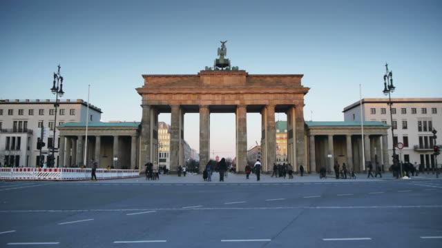 Brandenburger Gate video