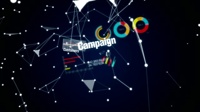 Branding, Solution,Customers, Campaign, Success, Text animation video