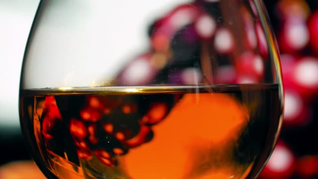 brandy drinking in night bar - brandy video stock e b–roll