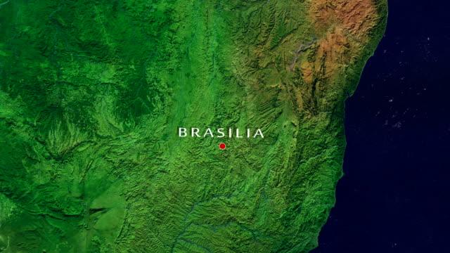 Brasília, 4K ' mais Zoom ' - vídeo