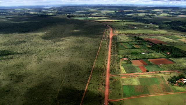 Brasília Parque Nacional-Vista aérea-Distrito Federal, Brasil - vídeo