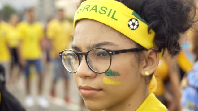 Garota brasileiro - vídeo