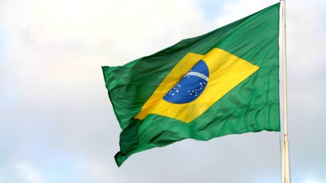 Brazil's flag video