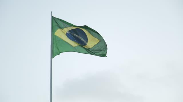 Brazil´s flag - vídeo