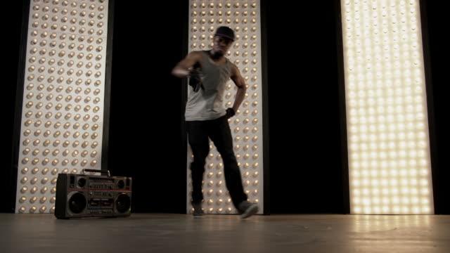Breackdancer video