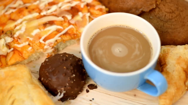 Bread and Coffee video