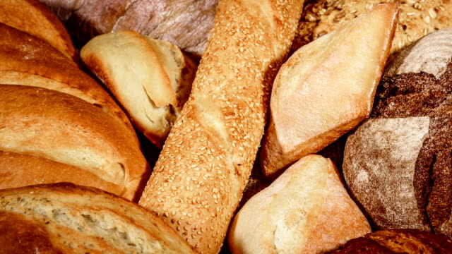 Breads and baked goods video