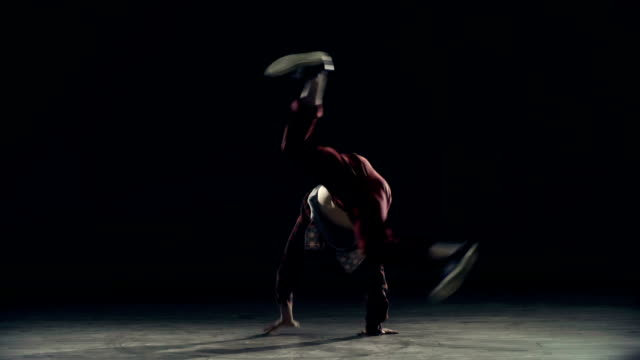 Breakdance Moves video