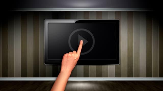 breaking news in monitor room - paper mass bildbanksvideor och videomaterial från bakom kulisserna