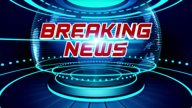 Breaking News Interlude Motion graphic presents Breaking News Interlude. breaking stock videos & royalty-free footage