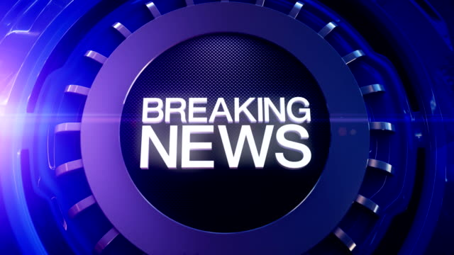 Breaking News intro in 4K Breaking News intro in 4K. Modern style. breaking stock videos & royalty-free footage