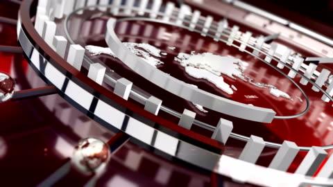 nachrichten intro brechen - computergrafiken stock-videos und b-roll-filmmaterial