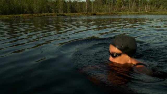 breaststroke in the wild video