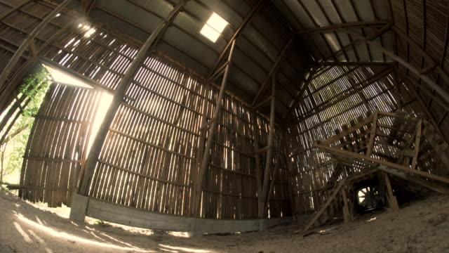 Breathtaking Abandoned Farmhouse Barn