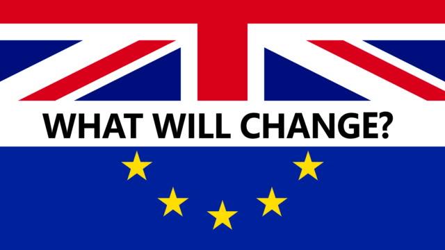 Brexit UK EU referendum concept video