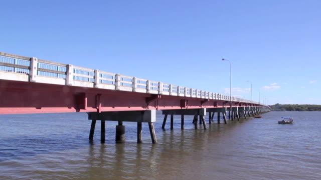 Bribie Island Bridge video